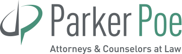 Parker Poe Attorneys logo
